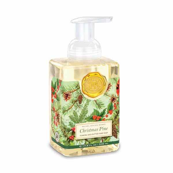 Michel Design Works Foaming Soap | Christmas Pine