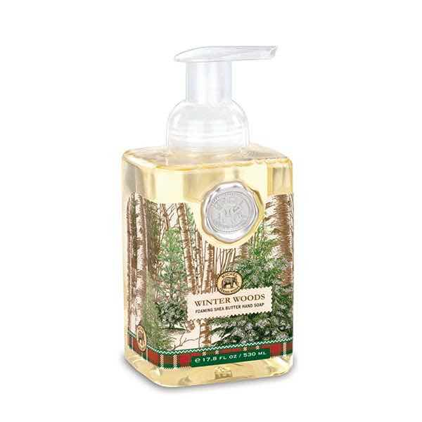 Michel Design Works Foaming Soap | Winter Woods