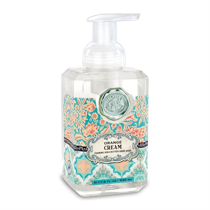 Michel Design Works Foaming Soap | Orange Cream
