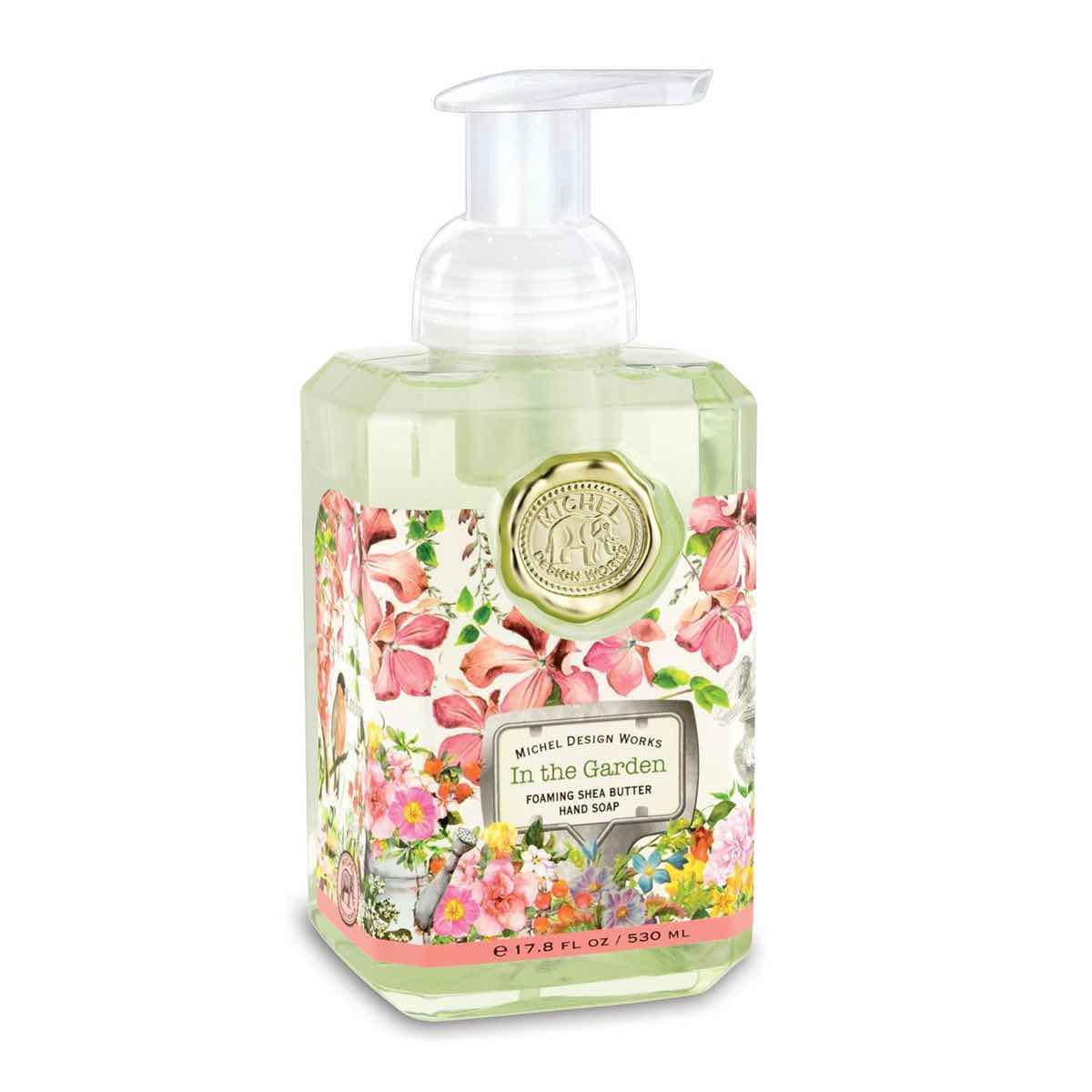 Michel Design Works Foaming Soap | In the Garden