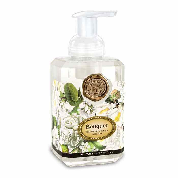 Michel Design Works Foaming Soap | Bouquet