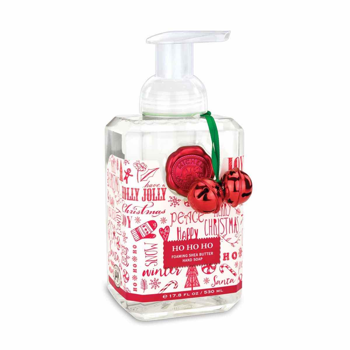Michel Design Works Foaming Soap | Ho Ho Ho