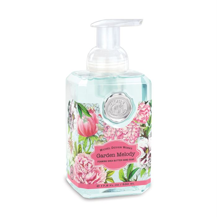 Michel Design Works Foaming Soap | Garden Melody