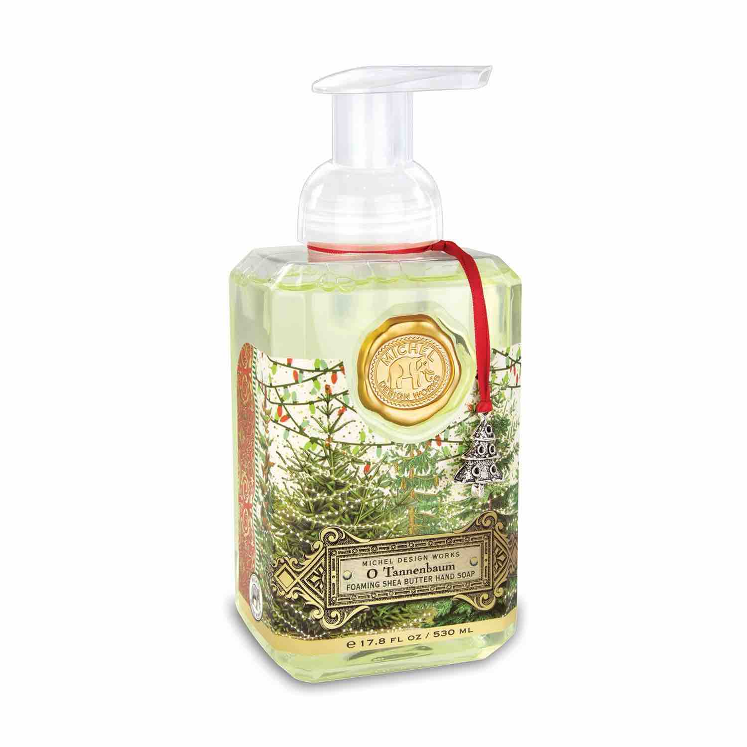 Michel Design Works Foaming Soap | O Tannenbaum