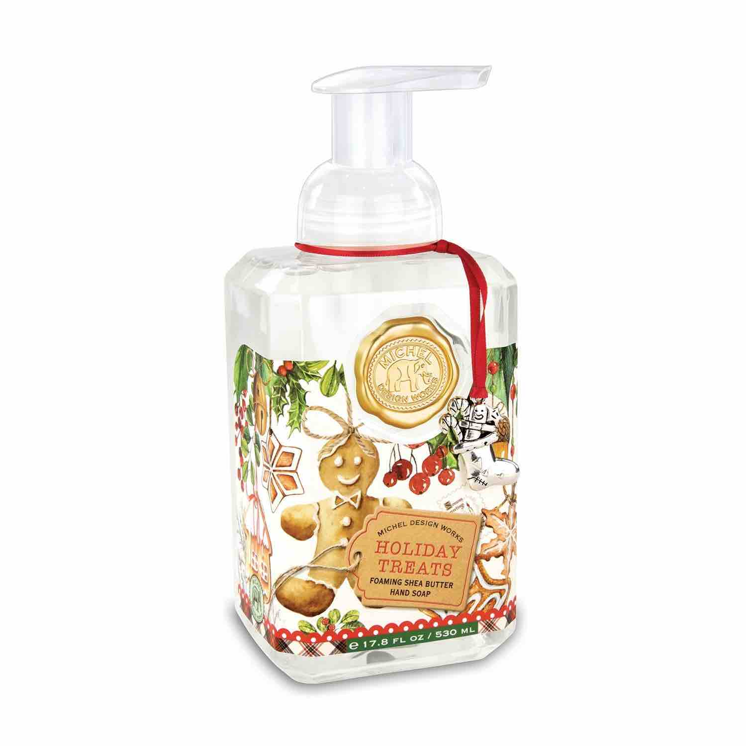 Michel Design Works Foaming Soap | Holiday Treats