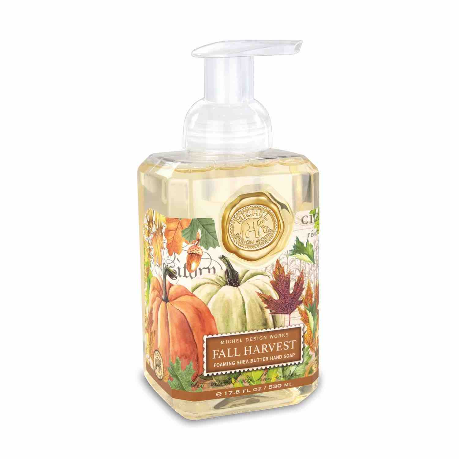 Michel Design Works Foaming Soap | Fall Harvest