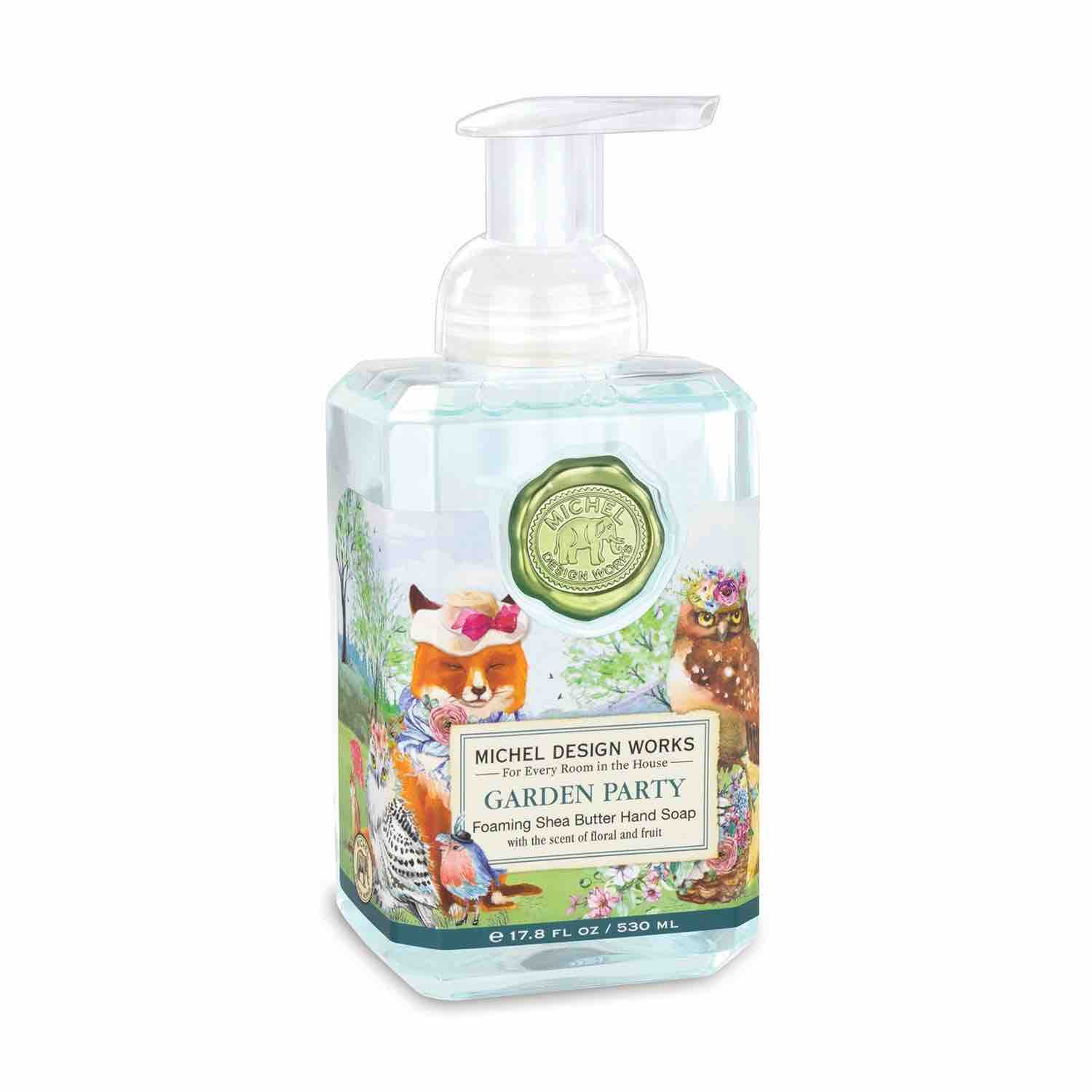 Michel Design Works Foaming Soap | Garden Party