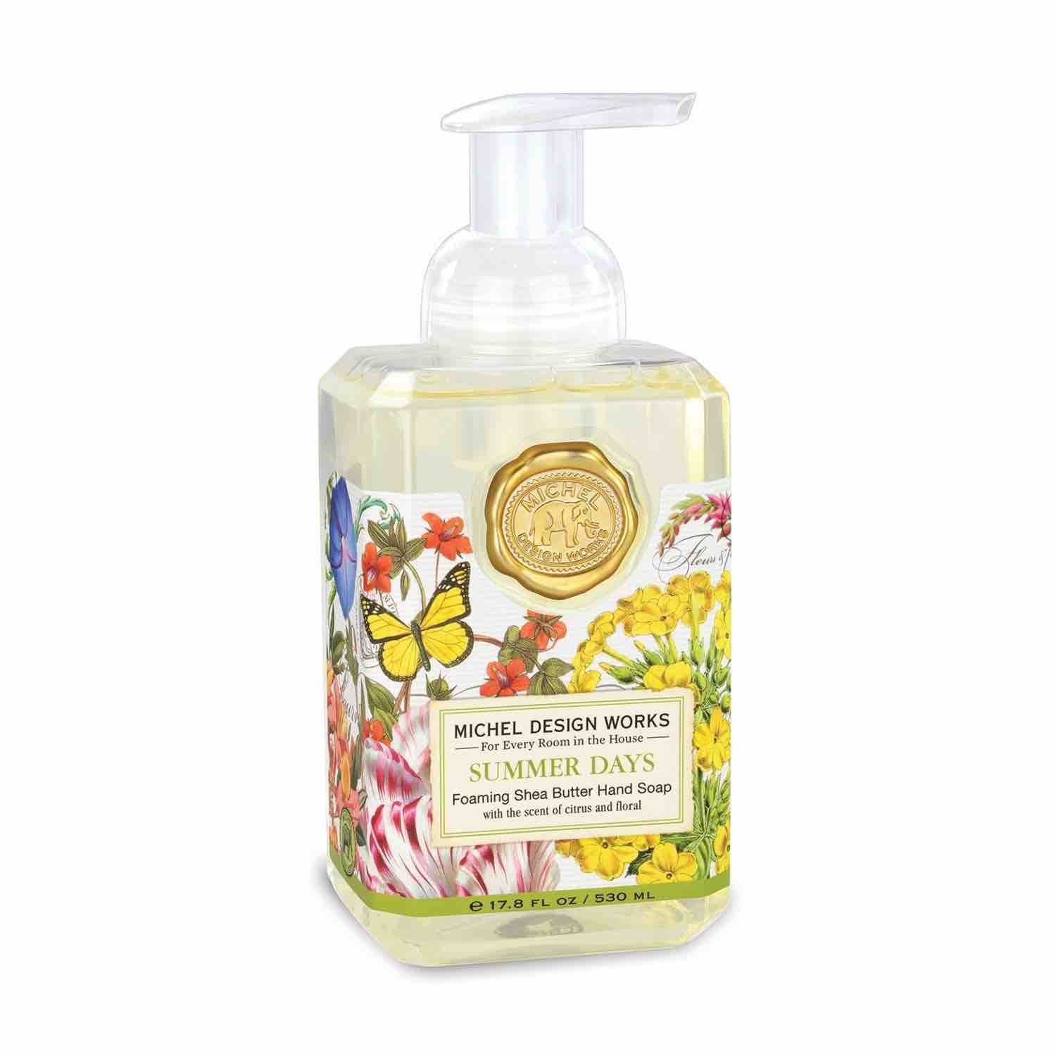 Michel Design Works Foaming Soap | Summer Days