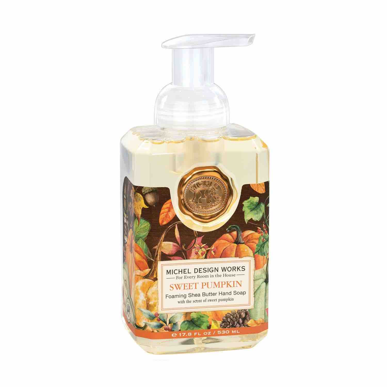 Michel Design Works Foaming Soap | Sweet Pumpkin