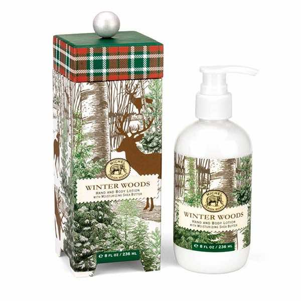 Michel Design Works Hand Lotion | Winter Woods