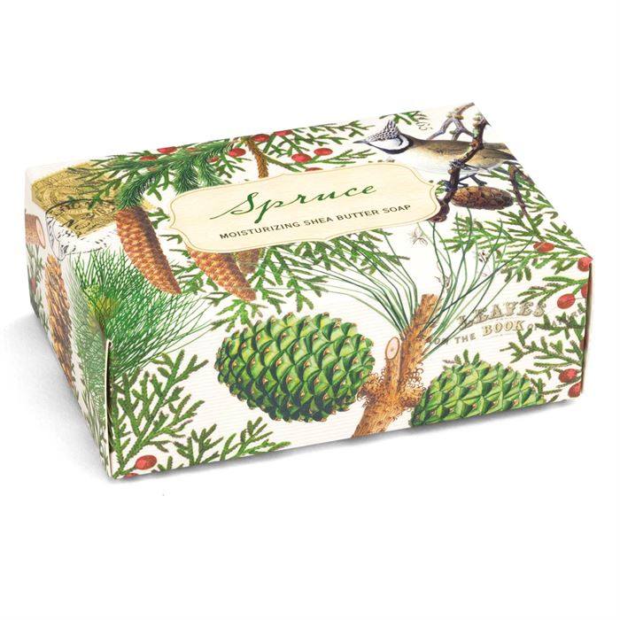 Michel Design Works Boxed Soap Bar | Spruce