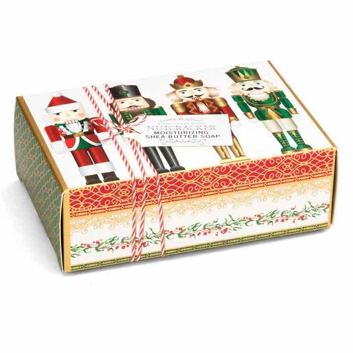 Michel Design Works Boxed Soap Bar | Nutcracker