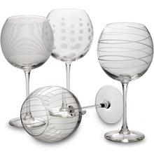 Cheers Balloon Wine Glasses | Set of 4