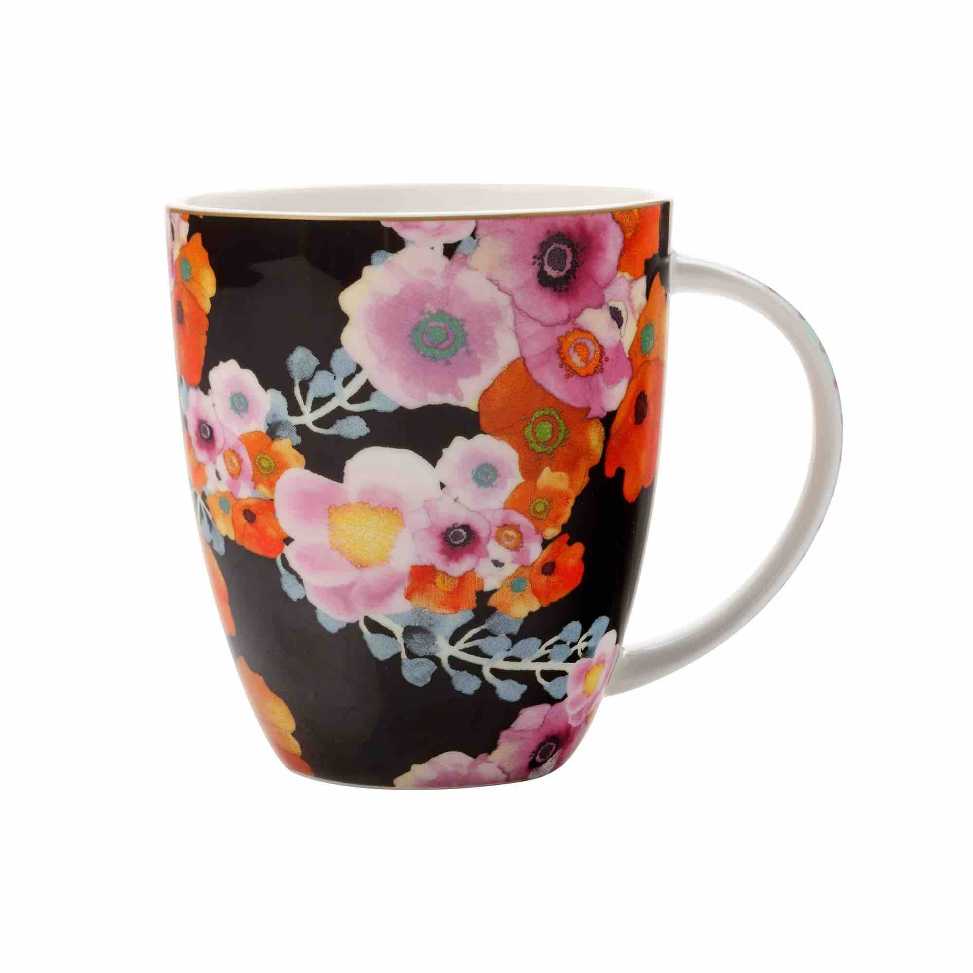 Maxwell & Williams Bloem Mug | Black