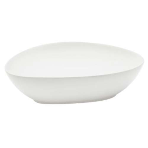 White Basics Oslo Serving Bowl