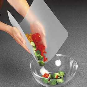Chop&Chop Large Flexible Cutting Surface | Pastry Board