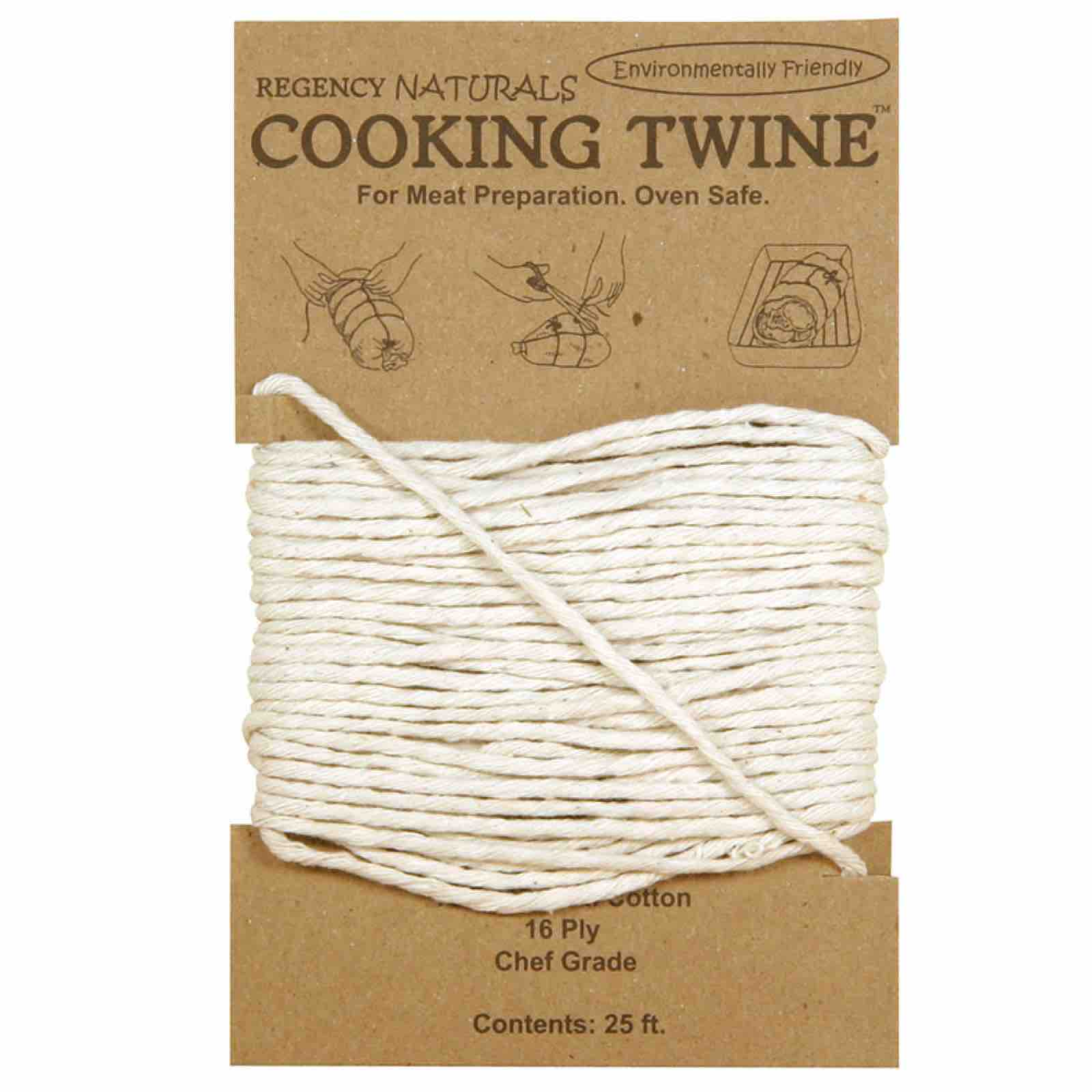 Regency Cooking Twine | 25' Natural