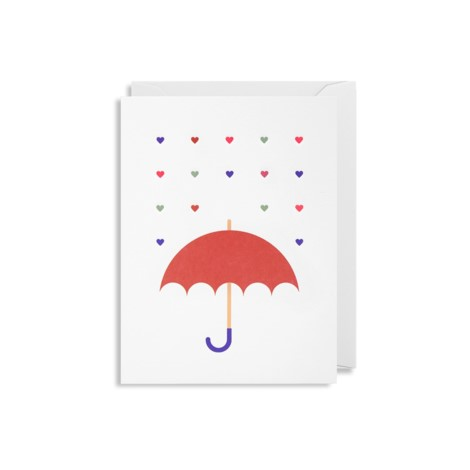 Mini Card | Shower Umbrella
