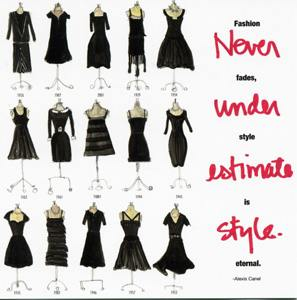 KOCO New York Greeting Cards - Little Black Dress