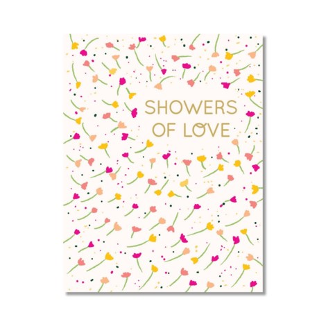 Bridal Shower Card | Showers of Love