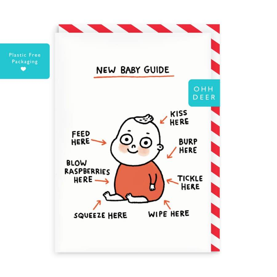 Baby Card | New Baby Guide