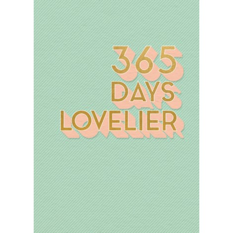 Birthday Card | 365 Days Lovelier