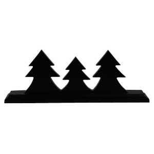Decorative Wood Tree Silhouette