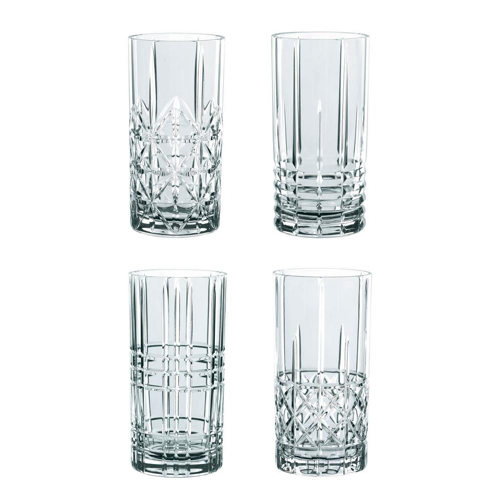 Nachtmann Highland Longdrink Tumbler Set of 4