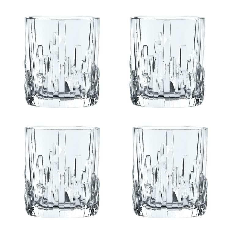 Nachtmann Shu Fa Whisky Tumbler Set of 4