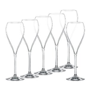 Spiegelau Party Champagne Flutes | Set of 6