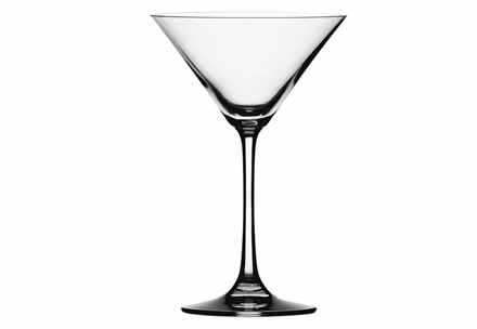 Spiegelau Vino Grande Martini Glasses Set of 6