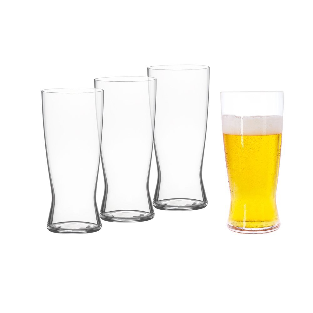 Spiegelau Beer Classics | Lager | Set of 4