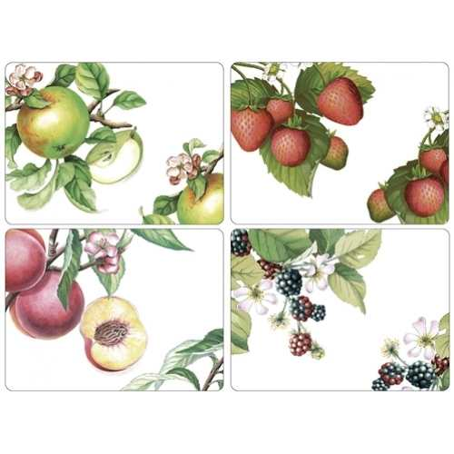 Pimpernel Placemats - Set of 4 - Eden