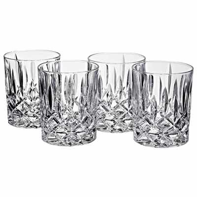 Nachtmann Noblesse Whisky Tumbler Set of 4