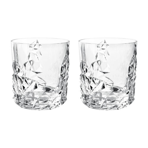 Nachtmann Sculpture Whisky Tumbler | Set of 2