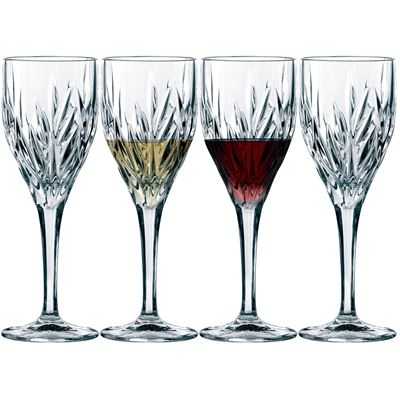 Nachtmann Imperial Wine Glass Set of 4