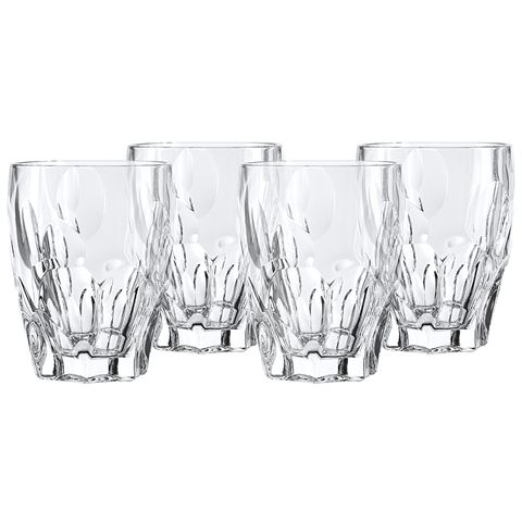 Nachtmann Sphere Whisky Tumbler Set of 4