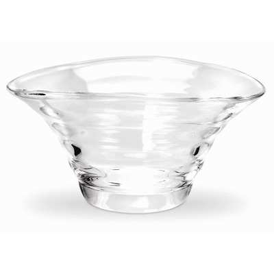 "Sophie Conran 13"" Large Glass Centerpiece Bowl"