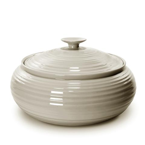 Sophie Conran Pebble Covered Round Casserole 3.4L