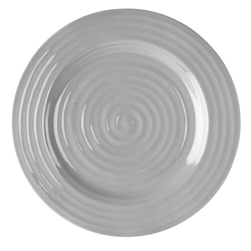 "Sophie Conran Grey 11"" Dinner Plates 