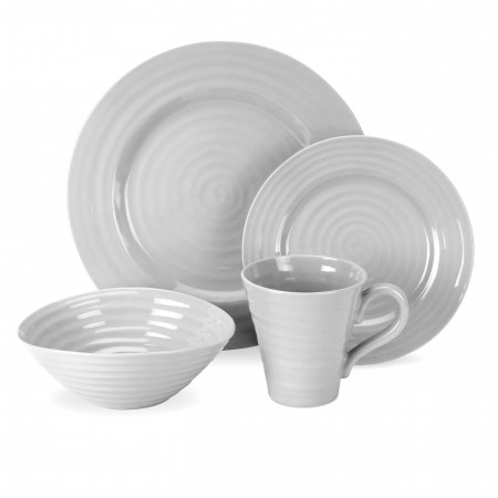 Sophie Conran Grey 4pc Place Setting