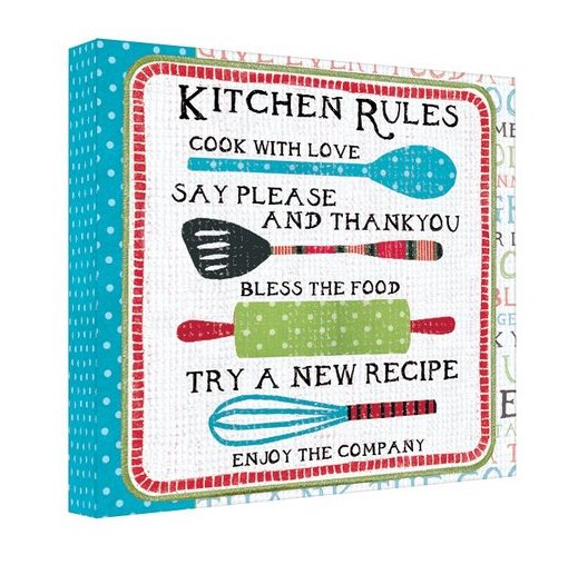 Recipe Card Album | Kitchen Rules