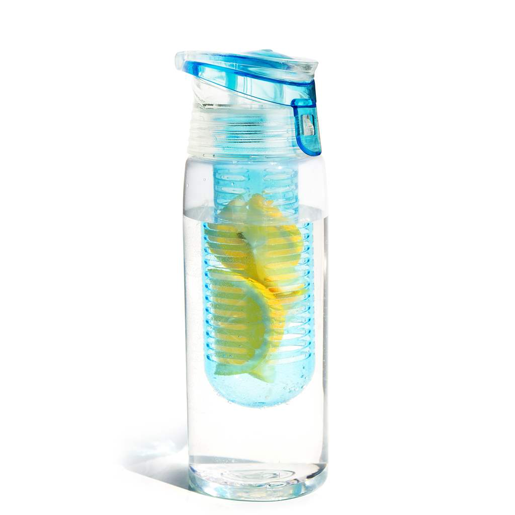 Flavour 2 Go | Water Bottle with Infuser | Blue 20oz