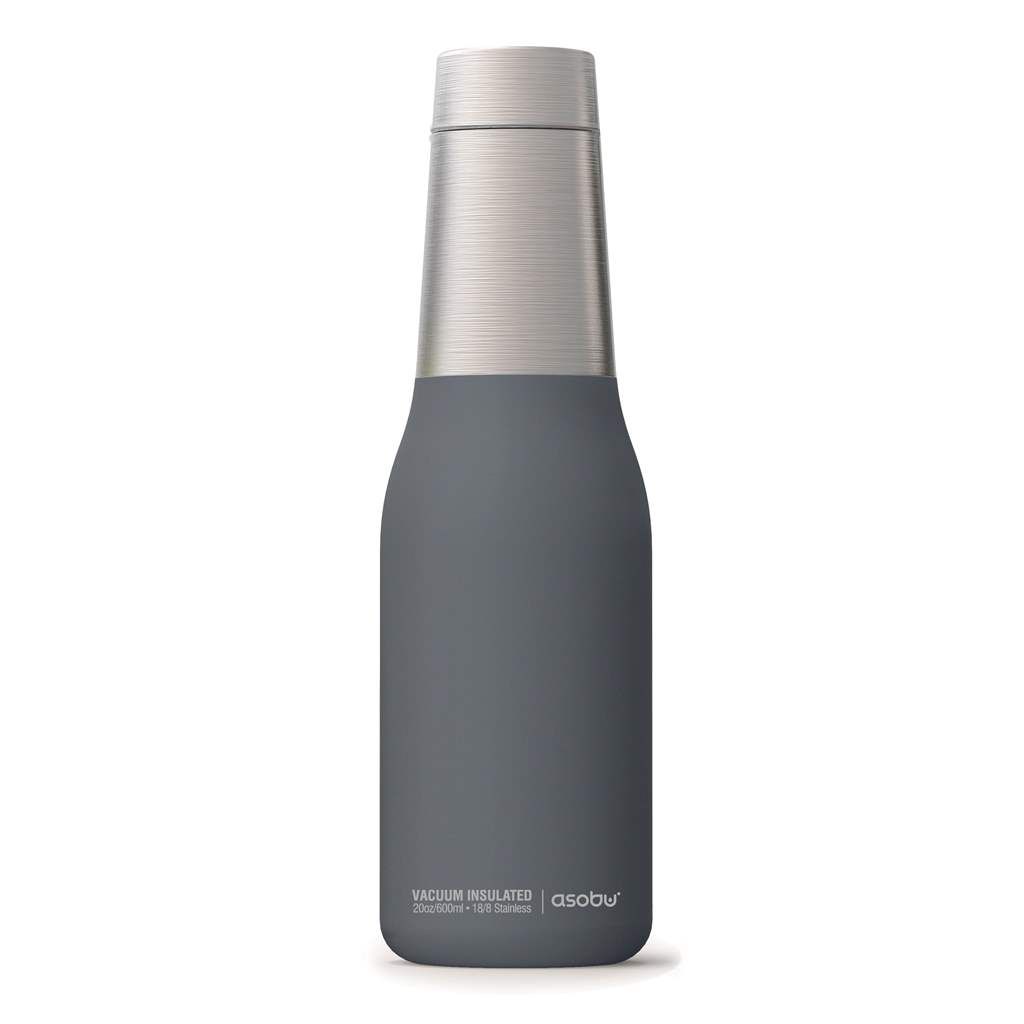 Oasis Insulated Water Bottle | Grey 20oz