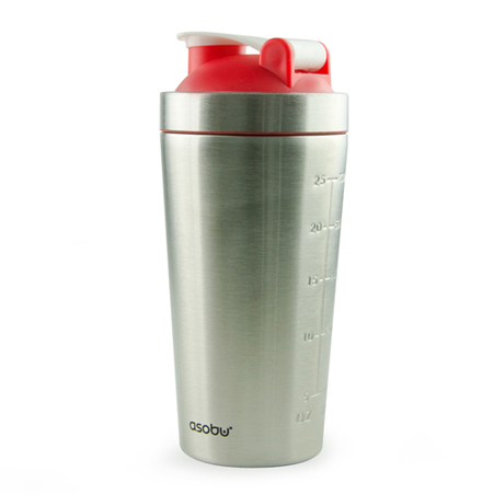 Shake It Baby Workout Bottle | Red 30oz