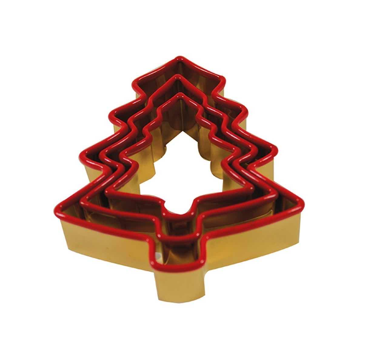 Cookie Cutters | Christmas Trees | Set of 3