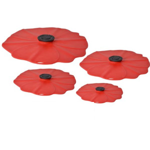 Poppy Silicone Lid - Small 16cm