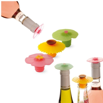 Charles Viancin Silicone Wine Stopper