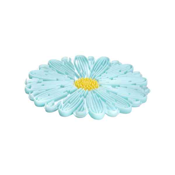 Charles Viancin Silicone Daisy Trivet | Pot Holder