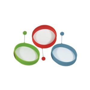 Kitchen Basics Silicone Pancake or Egg Ring